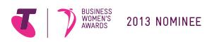 Nominated for the Telstra Businesswomen's Awards!!