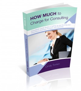 How much to charge for consulting: the Book!