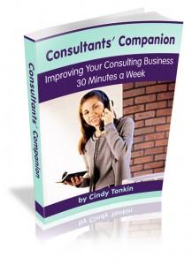 cindy tonkin consultants companion cover