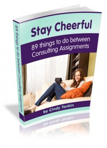 cindy tonkin stay cheerful cover
