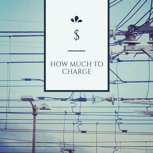 how much to charge tips for consultants