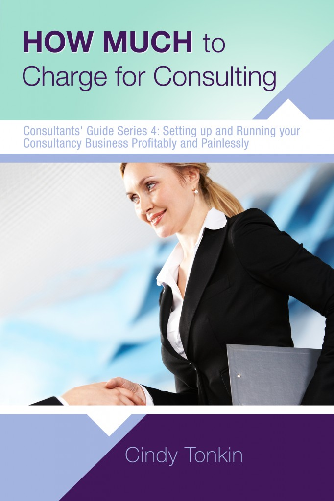 How much to charge for consulting