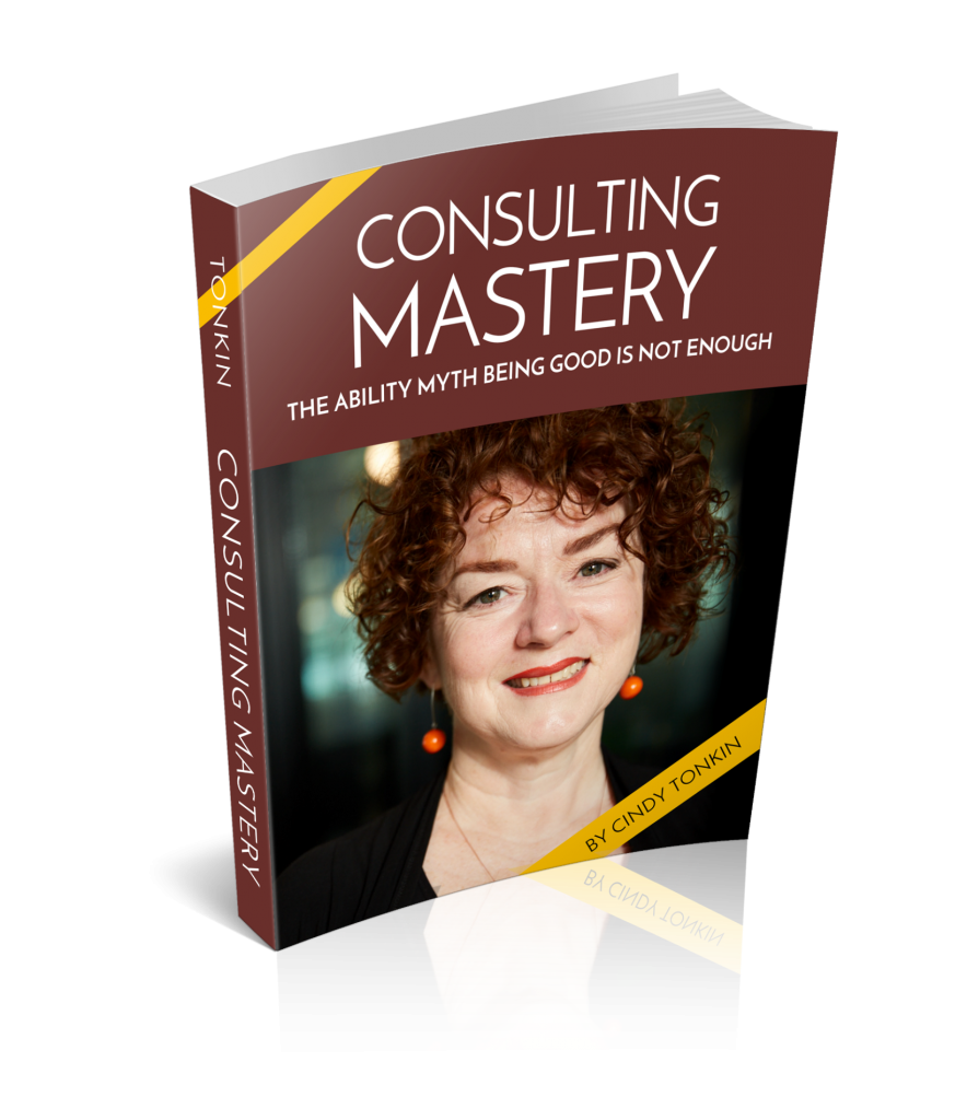 articles on consulting by Cindy Tonkin