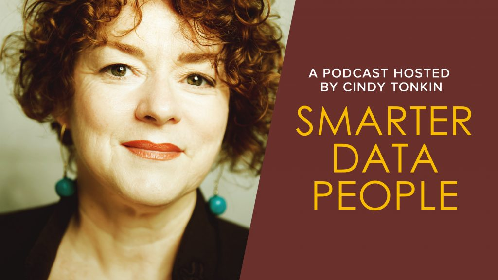 Sidney Minassian on Smarter Data People Podcast