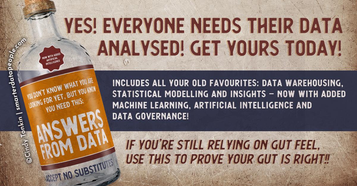 Fun with data